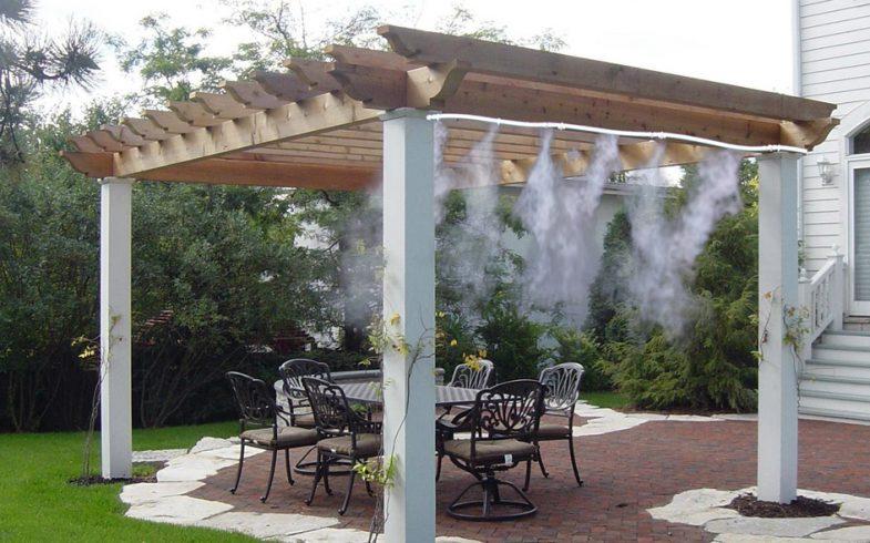 Combien coûte un brumisateur de terrasse ?