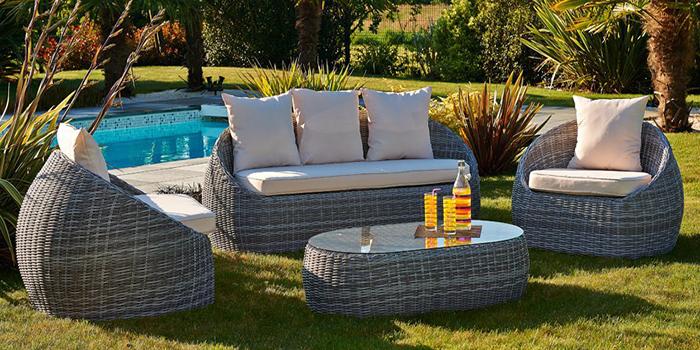 Créer un salon de jardin en toute simplicité
