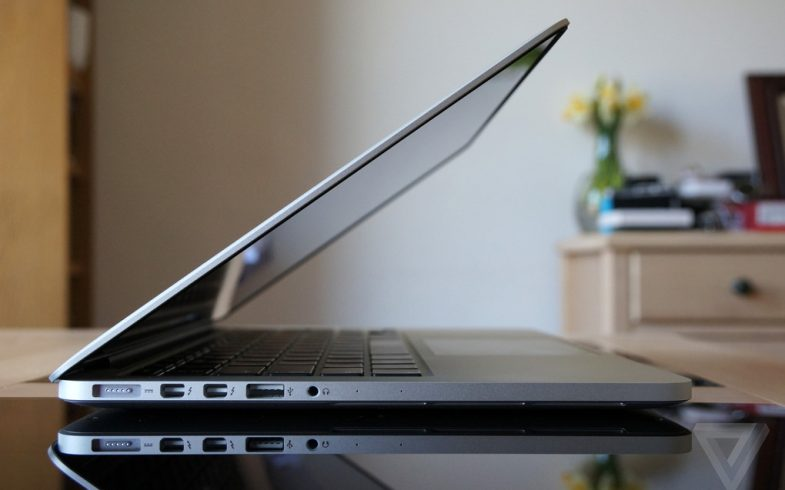 Le MacBook Pro, le portable pro par excellence