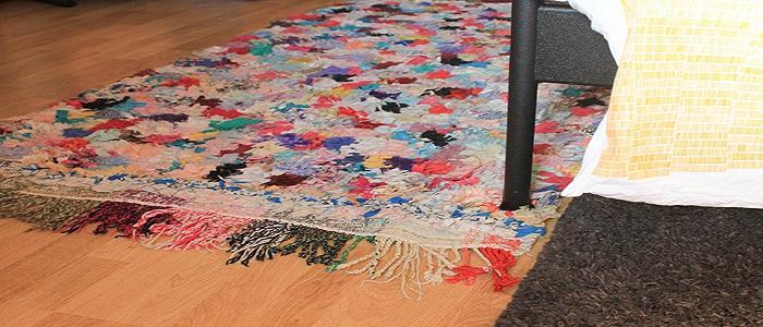 Quelle est l'histoire du tapis boucherouite ?
