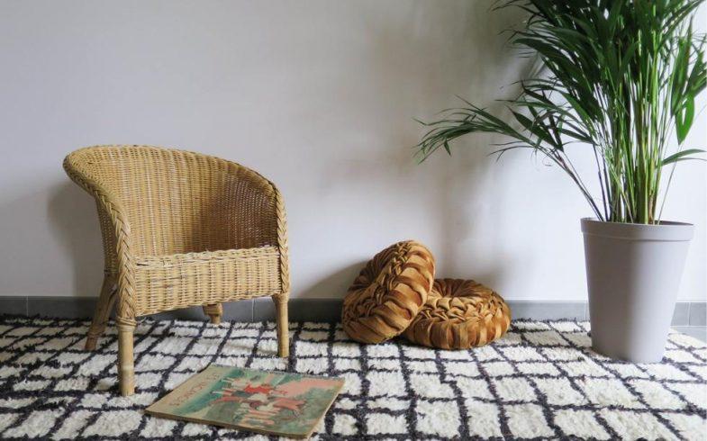 Fauteuil rotin : c'est aussi un élément de décoration