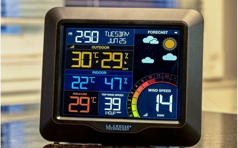 Station météo : et si vous aviez la météo chez vous ?