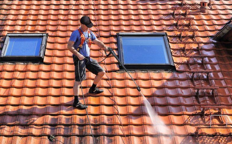 Quel intérêt d'effectuer un traitement anti-mousse sur sa toiture ?