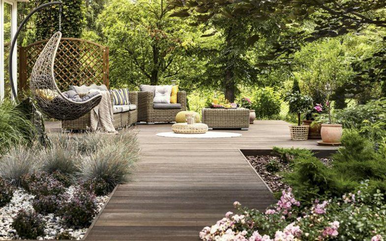 Comment réaménager un jardin avant une vente immobilière